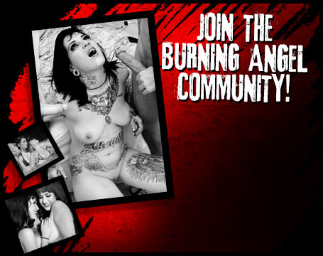 Join Now! Join the Burning Angel community