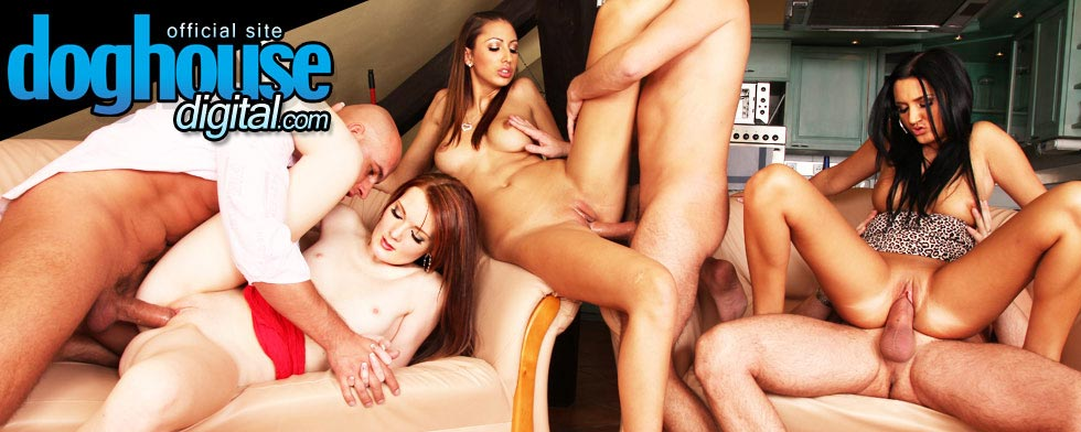 Maggies, Kitty Jane and Tiffany, from &quot;Swingers Orgies&quot;