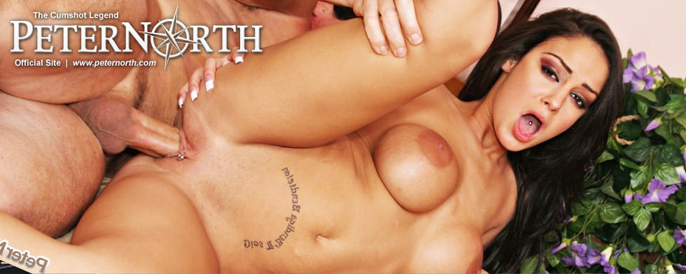 "Peter North and Angelina Valentine from ""North Pole #82"""