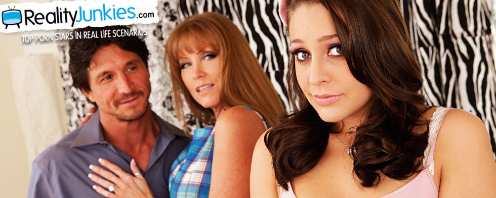 Darla Crane, Gracie Glam and Tommy Gunn, from &quot;Couple Seeking Teens #7&quot;