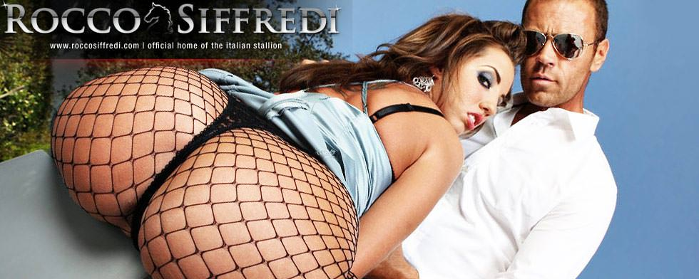 "Rocco Siffredi and Kelly Divine from ""Power Slave #02"""