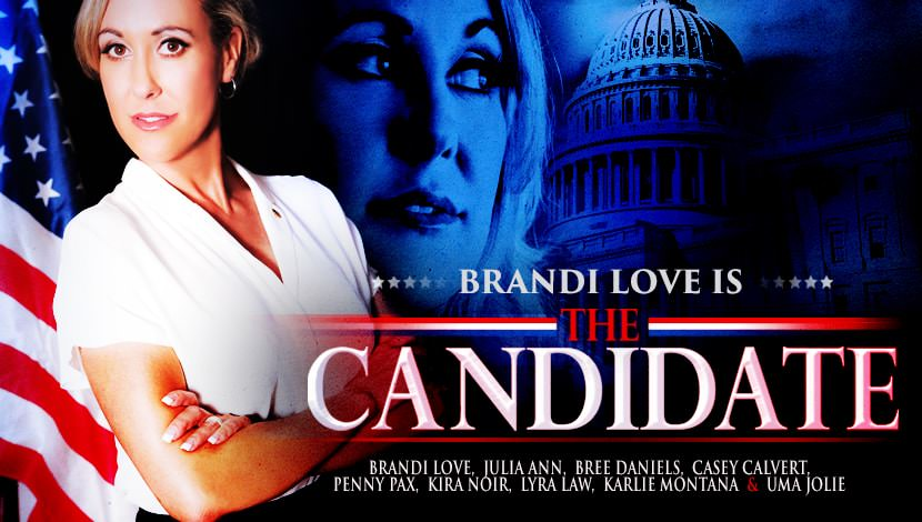 Brandi Love Is The Candidate