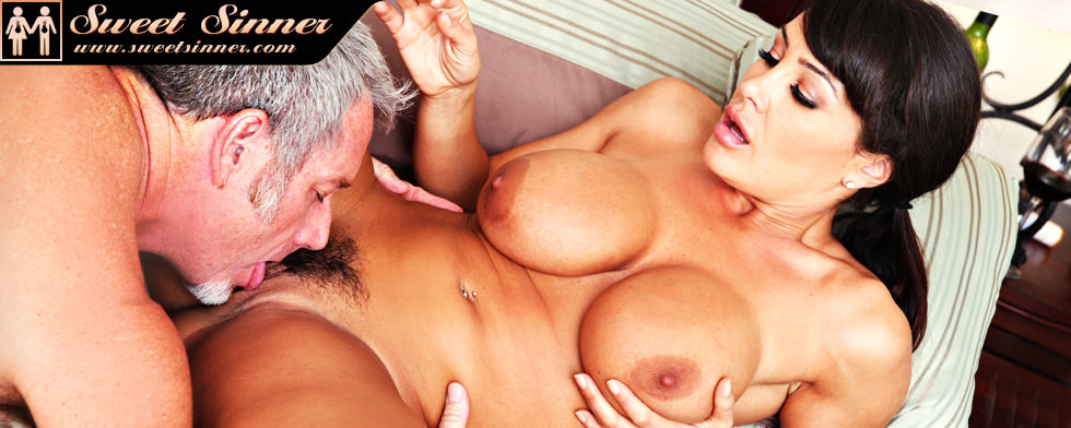 "Lisa Ann and Anthony Rosano, from ""My Daughter's Boyfriend #4"""