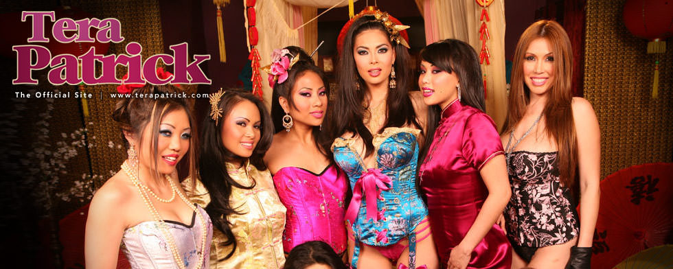 "Tera Patrick and her hot friends from ""Bordello"""