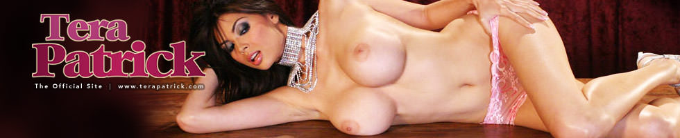 Tera Patrick from &quot;Glamourous Tera&quot;